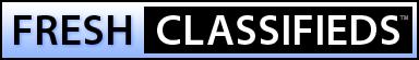 freshclassifieds Logo