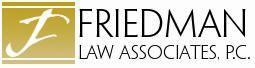 Friedman Law Associates, P.C. Logo
