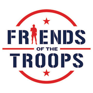 Friends Of The Troops Logo