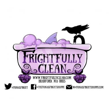 Frightfully Clean Logo