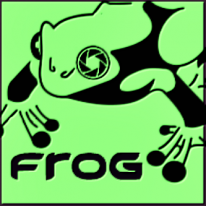 Frog Productions Logo