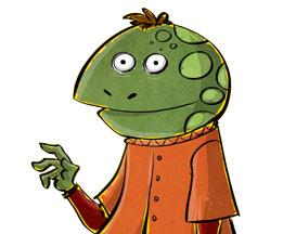 frogpants Logo