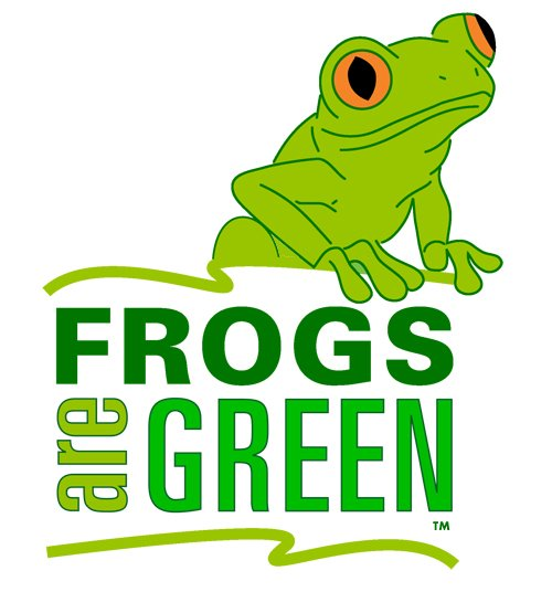 Frogs Are Green Logo