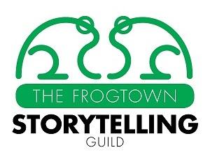 Frogtown Storytelling Guild Logo