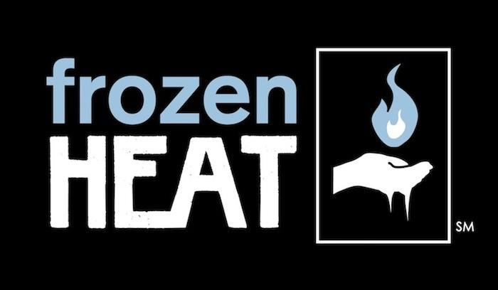 Frozen Heat Music Logo