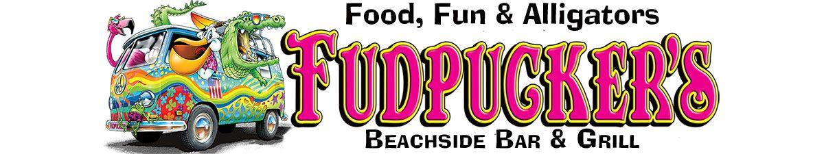 Fudpucker's Beachside Bar & Grill Logo