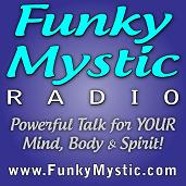 Funky Mystic Radio Logo