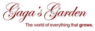 Gaga's Garden Logo