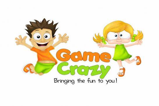 Game Crazy Logo