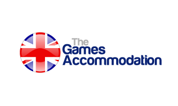 The Games Accommodation Logo