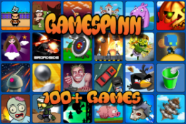 Gamespinn Logo