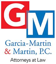 Law Firm of Garcia-Martin & Martin, PC Logo