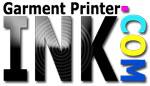 Garment Printer Ink Logo