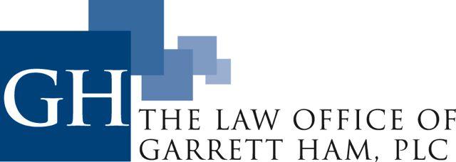 The Law Office of Garrett Ham, PLC Logo