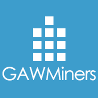 GAWMiners Logo
