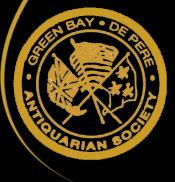 Green Bay De Pere Antiquarian Society Logo