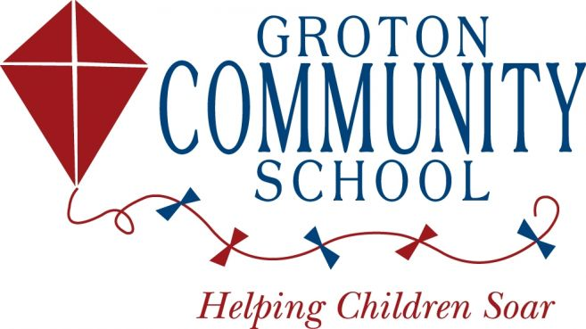 Groton Community School Logo