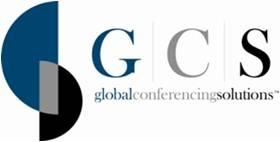 Global Conferencing Solutions Logo