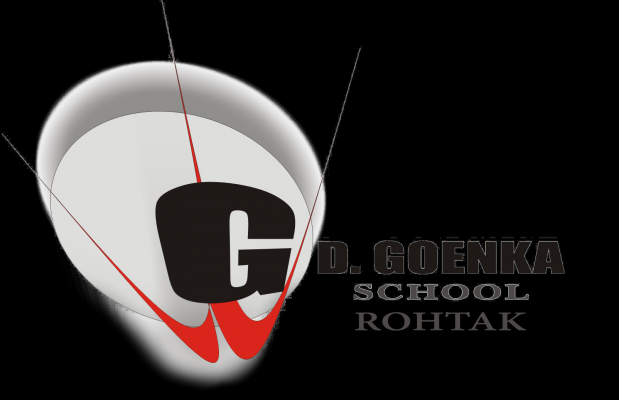 GD Goenka School Rohtak Logo