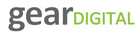 gearDigital Logo