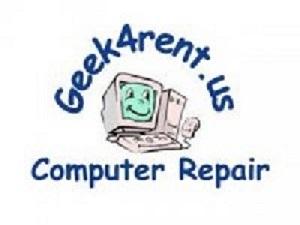 Geek4rent.us Computer Repair Logo