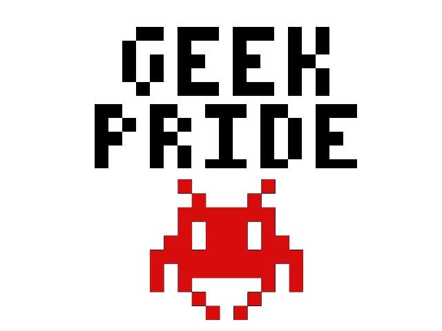 Geek Pride Logo