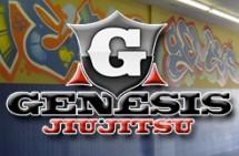 Genesis Jiu Jitsu Logo