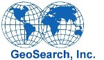 GeoSearch, Inc. Logo