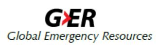 Global Emergency Resources Logo