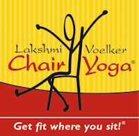 Lakshmi Voelker Chair Yoga Logo
