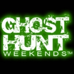 Ghost Hunt Weekends Logo