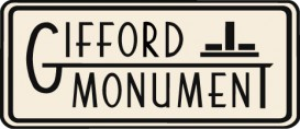 Gifford Monument Logo