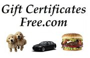 GiftCertificatesFree.com Logo