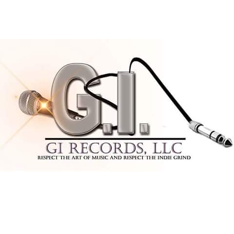 GI Records LLC Logo