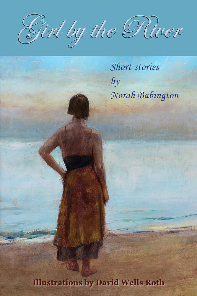 Girl by the River: Short stories by Norah Babington Logo