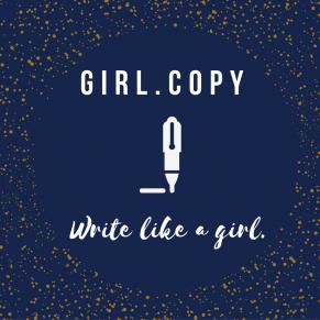 Girl.Copy Logo