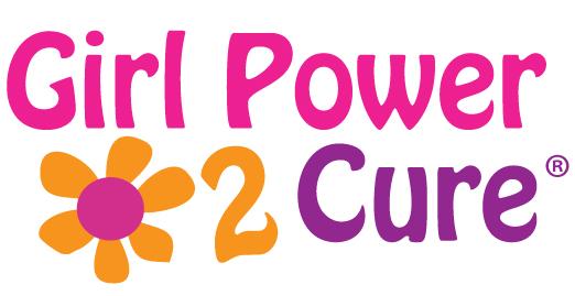 Girl Power 2 Cure, Inc. Logo