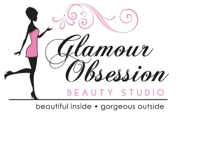 Glamour Obsession Beauty Studio Logo
