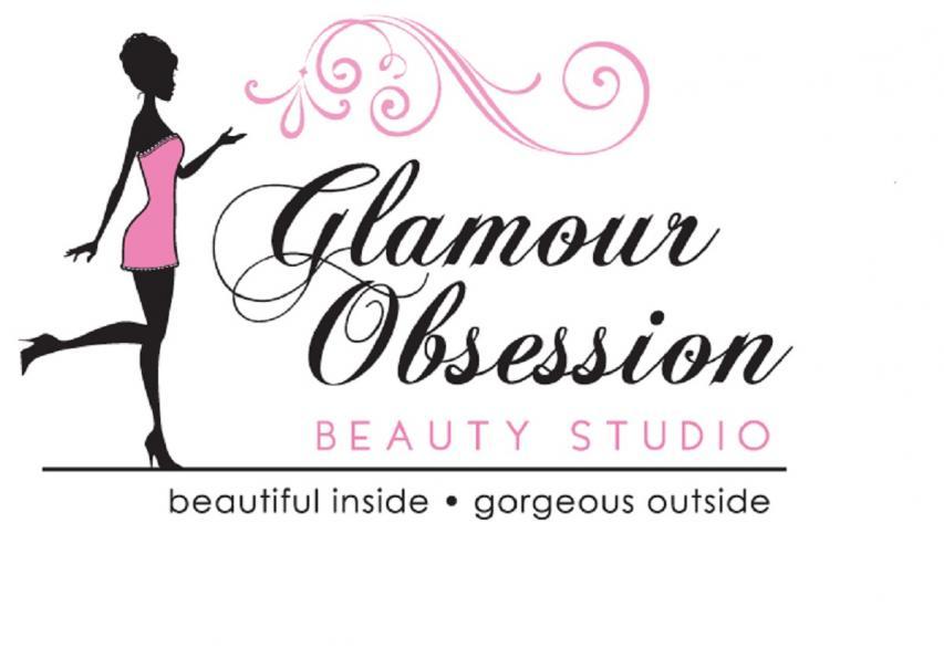 Glamour Obsession Beauty Studio Logo