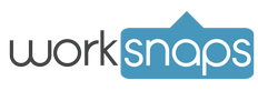 WorkSnaps Time Tracking System Logo