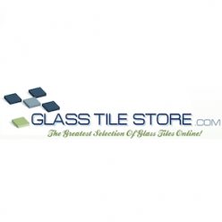 GlassTileStore.com - Glass and Metal Tile Logo