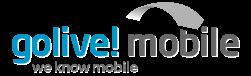 GoLive! Mobile Logo
