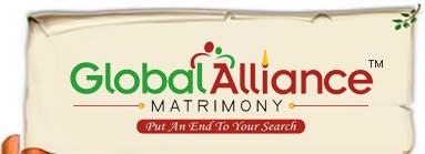 Global Alliance Matrimony Logo