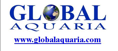 Global Aquaria Inc. Logo