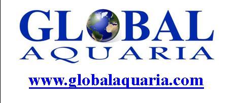 Global Aquaria Inc. Logo