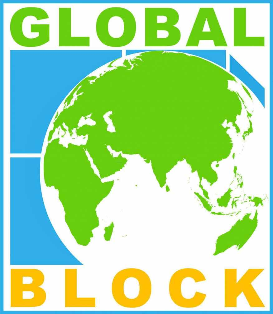 The Global Block Foundation Logo