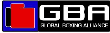 globalboxingalliance Logo