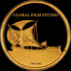 Global Film Studio Inc. Logo