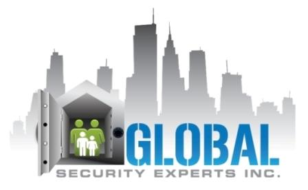 Global Security Experts Inc. Logo