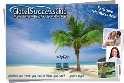 globalsuccessclub Logo
